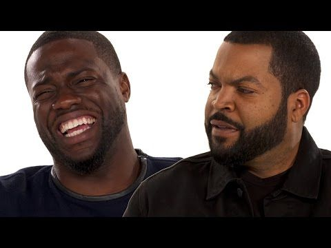 We Gave Kevin Hart And Ice Cube The BFF Test And It Was Hilarious AF