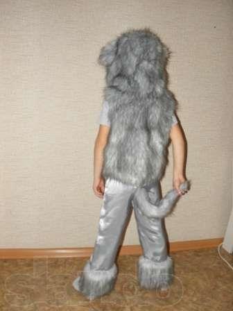 Прокат театральных костюмов костюм волка
