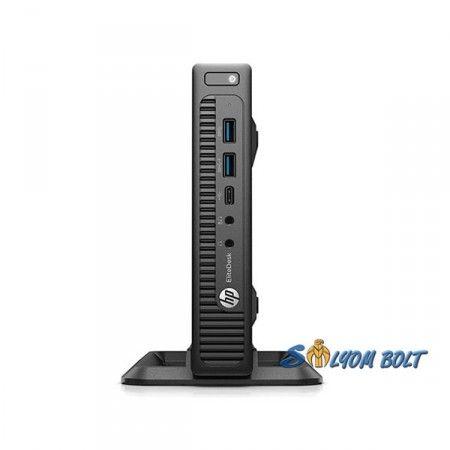 HP EliteDesk 800 G2 DM P1G36EA Intel Core i5-6500/8GB/500GB/Win7 Pro DG Win10 Pro asztali mini számí