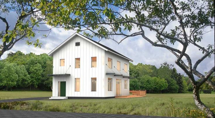 58 migliori immagini green prefab su pinterest for Planimetrie in stile cottage