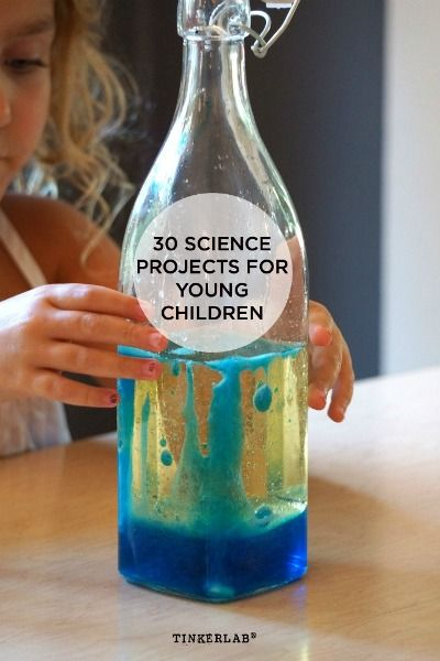 30 Fun Science Projects for Kids