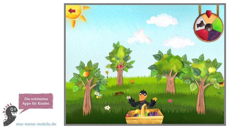 Kinder-Spiele-App zum Brettspiel  Obstgarten von HABA  App-Vorschau & ...