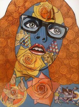 Melanie Roger Gallery - sam mitchell artist
