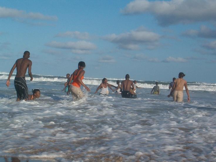 Playas al sur de Ulundi