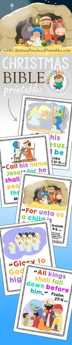 Free Christmas Bible Crafts, Christmas Activities, Christian Christmas Printables, Games, Puzzles, Lessons, Songs and more! Print what you need for your Christmas Bible Lessons. Free for Sunday School, Children's Ministry Groups, Outreach, Mission Trips