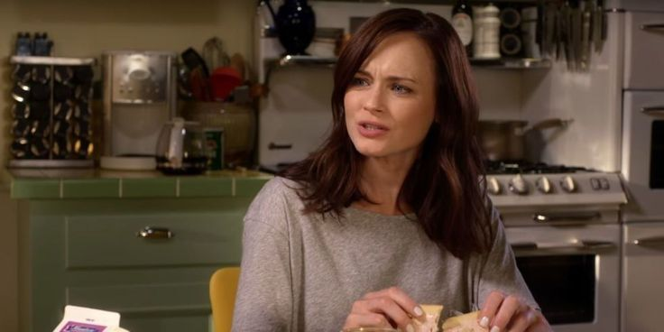 "Alexis Bledel On *That* Controversial Rory Romance From ""Gilmore Girls: A Year in the Life"""