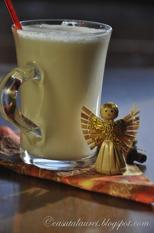 Laptic Nochebuena, o bautura delicioasa, calda si aromata, finalul perfect pentru o zi aglomerata in sezonul rece