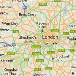london tourist map london tourist attraction map