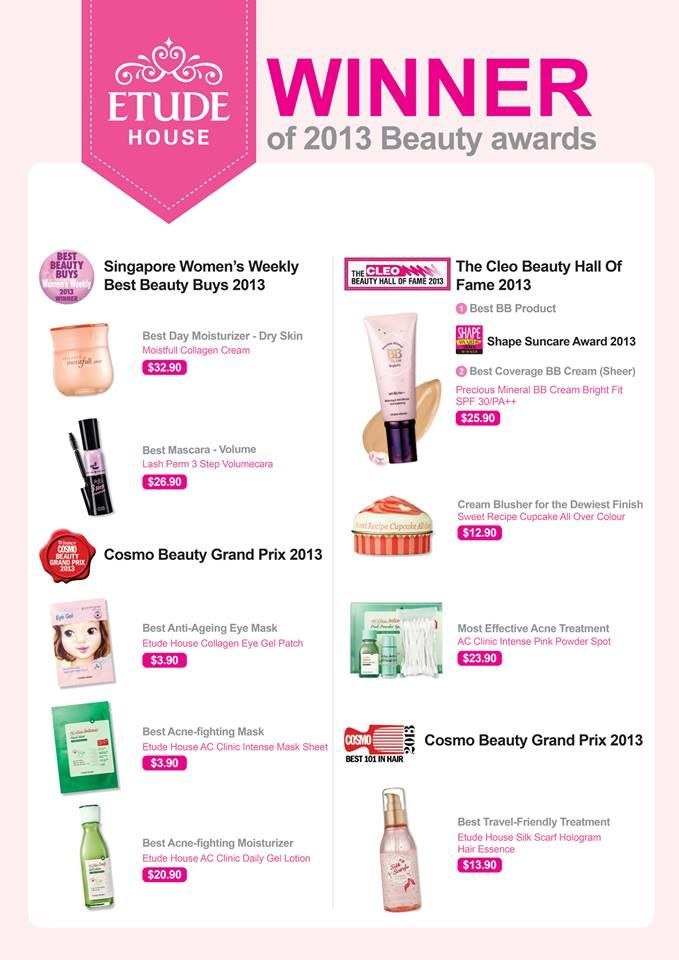 Wishtrade Global News | Korean skincare and makeup brand Etude House Singapore