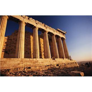 Acropolis,ancient civilizations,ancient Greece,architecture,Athens,buildings,colonnades,columns,Greece,Greeks,historical,history,landmarks,Parthenon,photographs,ruins,temples