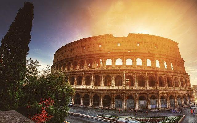 Colosseum in Rome http://goo.gl/8FgdgN