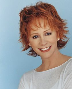 Reba McEntire. Country music singer and actress.  Born in McAlester, Oklahoma.