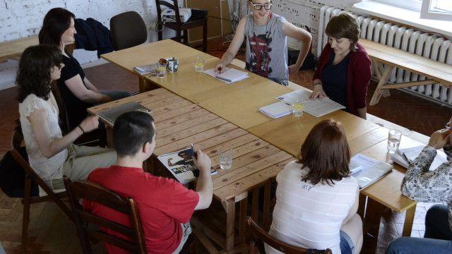 Strych na Wróble - to idealne miejsce na warsztaty, szkolenia czy róznego rodzaju spotkania ul. Chmielna 73B/16 Warszawa