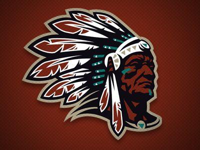 Blackhawks Concept Logo by Chad B Stilson