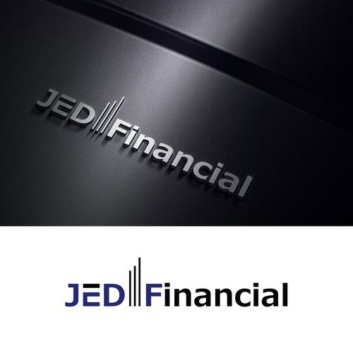 JED Financial �20Create a logo for professional lending institution