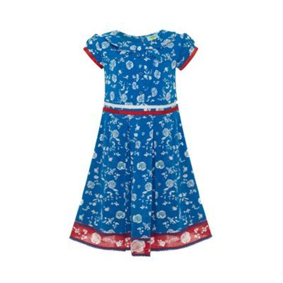 Uttam Kids Floral tea dress- at Debenhams.ie