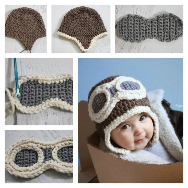 Winter is here, would you want to crotchet a cute hat for any little one you love? This aviator hat is so adorable, it is great for any age. It also has a free detailed pattern, which is very easy to follow. If you are a crochet lover, you definitely want to try this. Pinterest