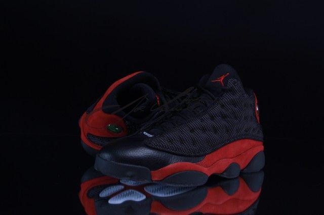 "Air Jordan XIII ""Bred"" 2013. !!!!"