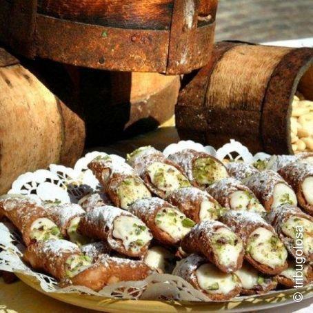 Cannoli Siciliano