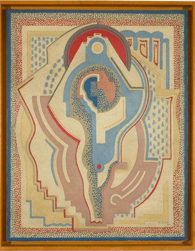 Mainie Jellett - Religious composition