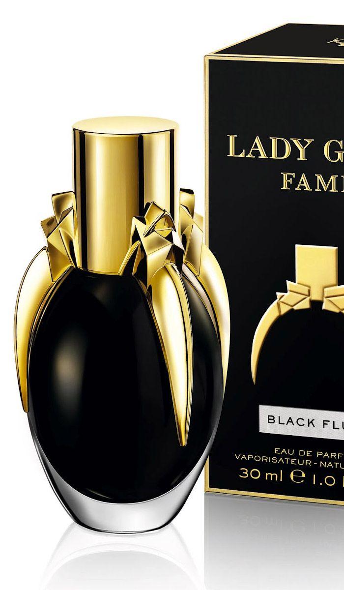 Lady Gaga FamePerfume - pirmasis juodas parfumuotas vanduo. #drogasladygaga
