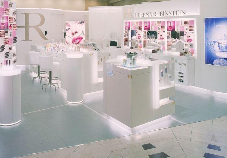 helena rubinstein /  japon / store / cosmetics / luxury / fashion 2009