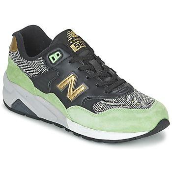 New Balance WRT580 Black / Green / άσπρο | Για αγορά πατήστε πάνω στην εικόνα