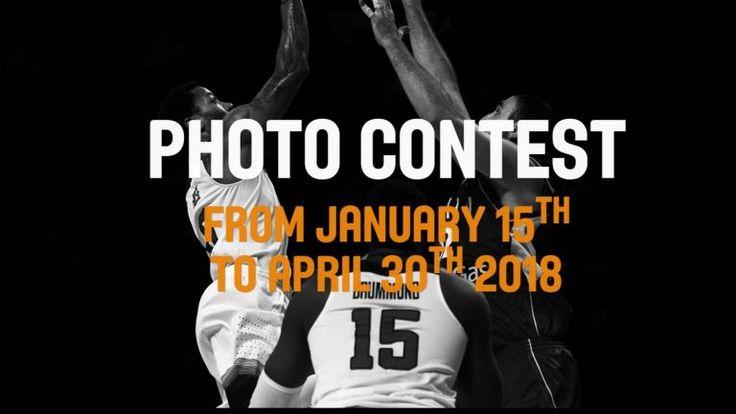 Международный фотоконкурс, посвященный баскетболу