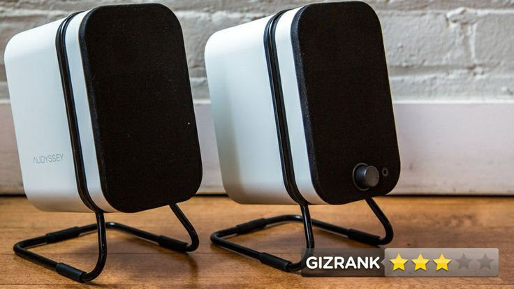 Audyssey Wireless Speakers: Yes, Bluetooth Can Sound Really Good