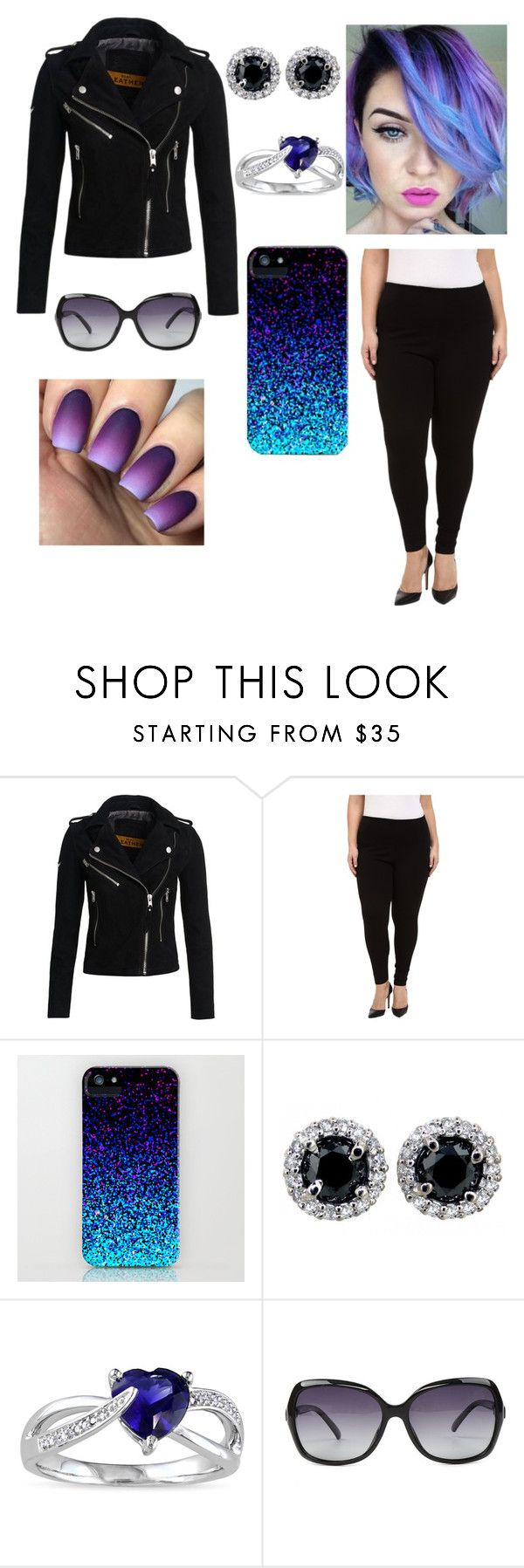 """Biker girl "" by pink-paris-love07 ❤ liked on Polyvore featuring Superdry, Lyssé Leggings and Miadora"
