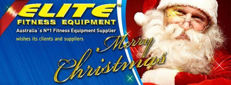 Elite Fitness Equipment Christmas Banner 2013
