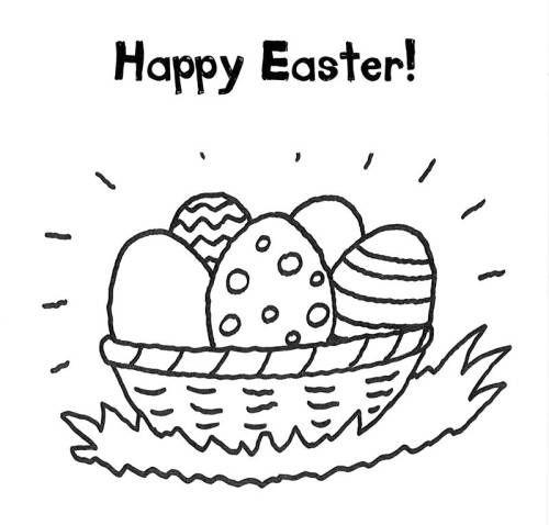 30 besten Ostern Bilder auf Pinterest | Ausmalen, Ausmalbilder ...