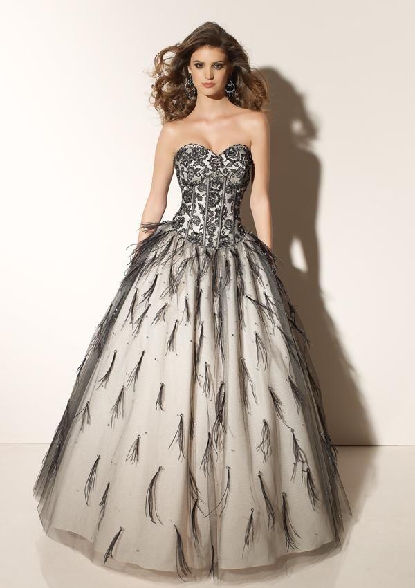 masquerade prom dresses