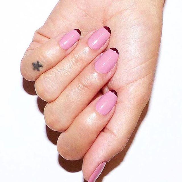 Nail inspiration  via @byrdiebeauty ・・・ #nails #nail #manicure #nailart #pretty #beauty #styles #nailpolish #nailswag #pink #mani #nailsnailsnails #nails2inspire #nailstagram