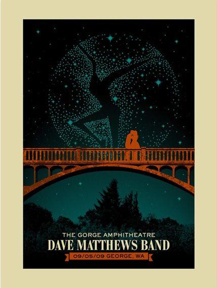 Dave Matthews Band - September 5, 2009 - The Gorge - George, WA
