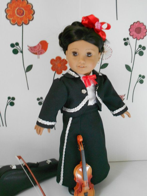 Mariachi suit. This is so creative and beautiful. Definitely adding to my shopping list.