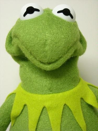 Kermit face: I still love it. =)