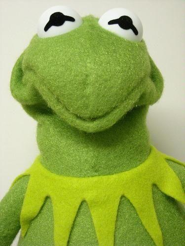Kermit face: I still love it. =)