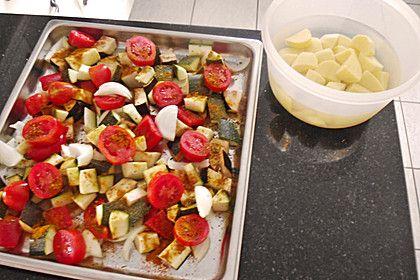Mediterranes Gemüse aus dem Kombi-Dampfgarer 1