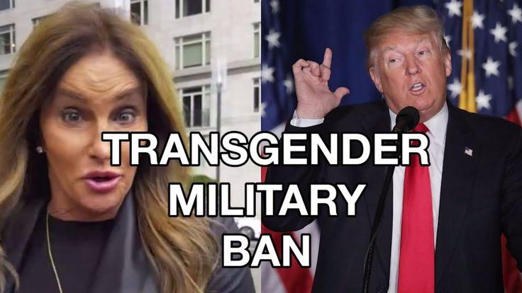#Donald #Trump #Transgender #Military Ban: Kim #Kardashian, Caitlyn #Jenner an...