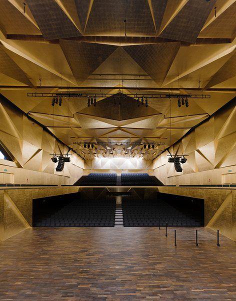 Estudio Barozzi Veiga || The Philharmonic Hall Szczecin (Szczecin,Poland) 2014
