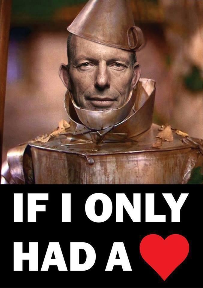 That's some good photo shopping! RT @KoalaRabies: @randlight LOL lucky I am NOT an LNP TeaBagger then #auspol