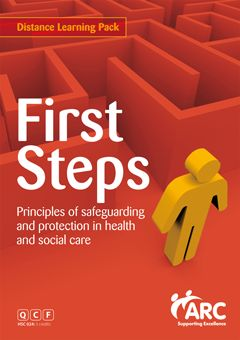 This distance learning pack and workbook has all the information to gain the individual QCF unit HSC024 Principles of safeguarding and protection in Health and Social Care.    This is an easy to follow learning disability training covering the knowledge learning outcomes of QCF Unit HSC024: Principles of safeguarding and protection in health and social care.    From £18