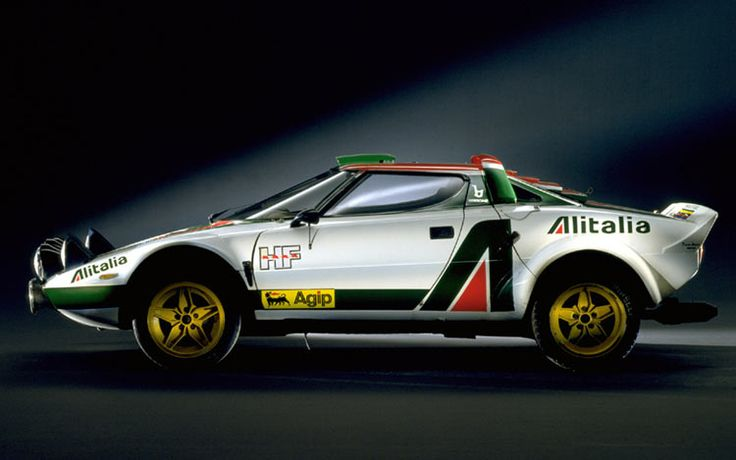 Lancia Stratus, if I could have any car it would be this