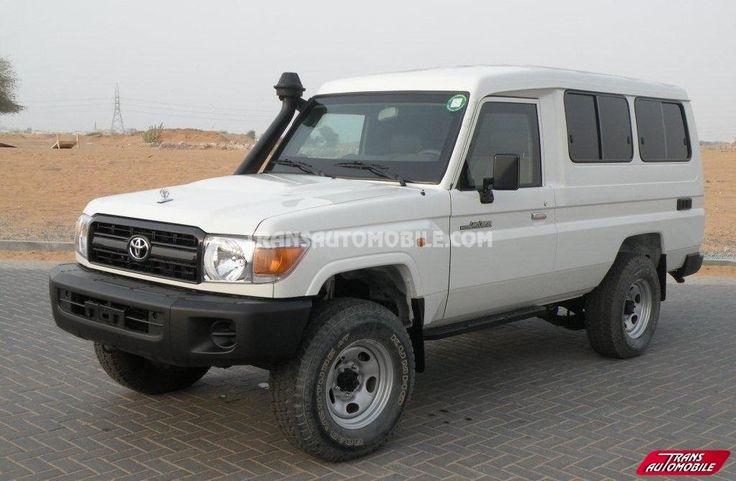Armored Toyota Land Cruiser 78 Metal top 4.2L Diesel blindé / armoured BR6 transport de fond/cash in transit 4X4 (to sale) https://www.transautomobile.com/en/export-toyota-land-cruiser-78-metal-top/1354?PI