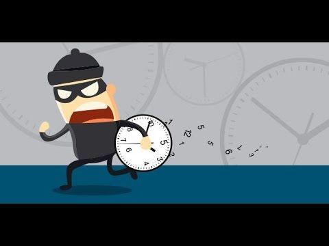 I ladri di tempo