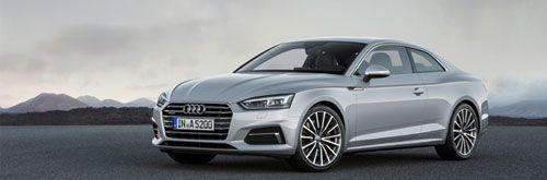 Galerie: Reportage Audi A5 Coupé