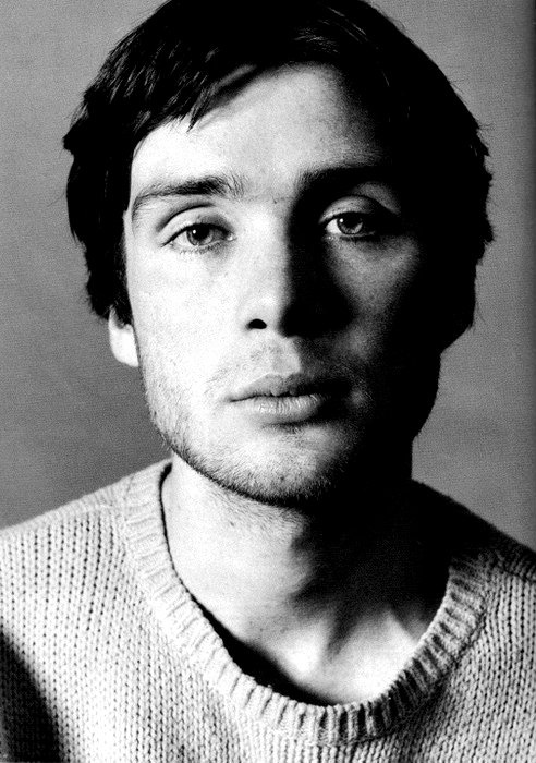 """""""My wife can see always how a part affects me personally because she has to live with it."""" - Cillian Murphy"""