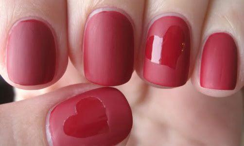 matte reds #valentinesday