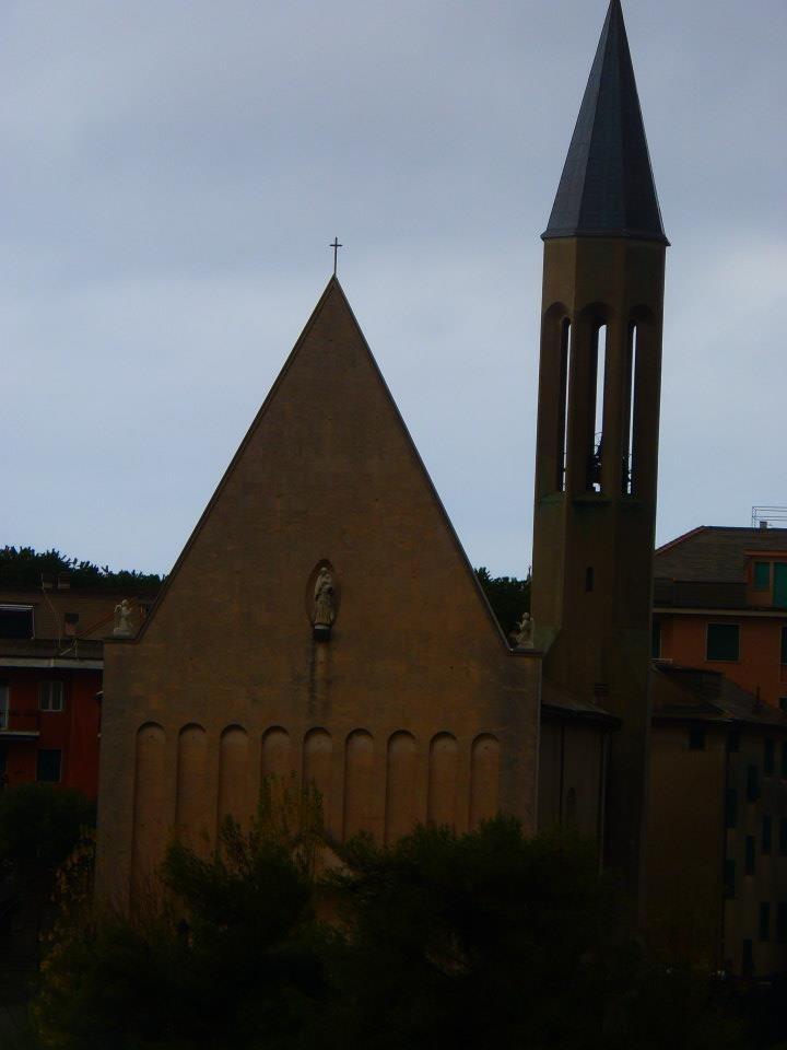 chiesa di via carlo e nello rosselli , 26 dicembre